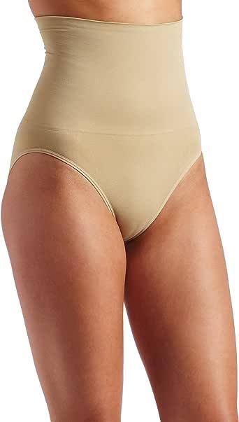 Carnival 女士 High waist brief shaper 裸色 XX-L