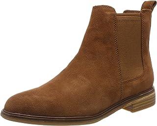 Clarks 女 Clarkdale Arlo短靴261380604045 棕色 37.5