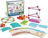 "Learning Resources 探索形狀 拼接玩具 海洋""和幾何構建組合套裝"