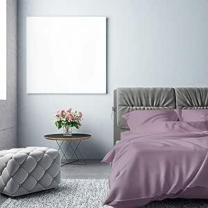 Penguin 家居奢华*店品质 500 支被套,棉 淡紫色 Super King 3086