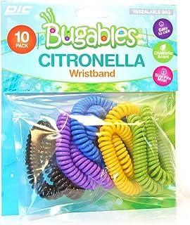 PIC Bugables 驱蚊带(10 个装)
