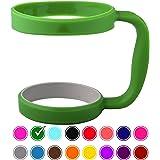 STRATA CUPS 提供的 907.18 克杯柄 (GREEN) – 16 色 – 提供 907.18 克尤里水杯、橡木拖鞋、Rambler 水杯 – 黑色、灰色、紫色、青色、粉色、灰色、红色等 – 不含双酚 A