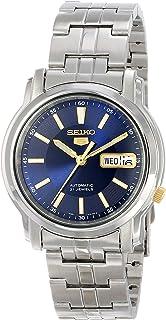 Seiko 男士 SNKL79 自动不锈钢手表
