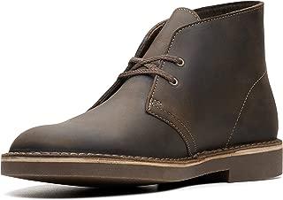 Clarks 男士 Bushacre 2 Chukka休闲短靴