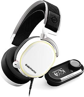 SteelSeries Arctis Pro + GameDAC 游戏耳机 - Arctis Pro + GameDAC 白色