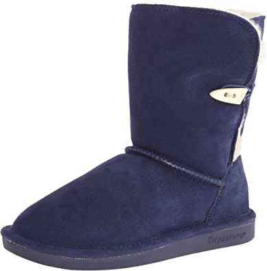 BEARPAW 女士 Victorian系列 舒适雪地靴