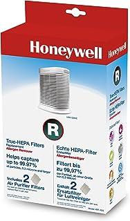 Honeywell HRF-AP1E 预滤器兼容 HPA100WE 空气净化器 Pack of 2 HRF-R2E