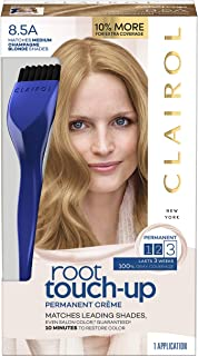 Clairol Nice 'N Easy Root Touch-Up 8.5a Medium Champagne Blonde 1 Kit, 1.000-Kit