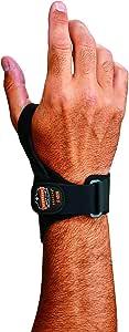 Ergodyne ProFlex 4020 Right Wrist Support, Black, 2X-Large