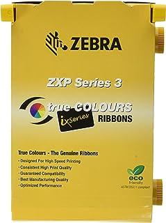 Zebra 800033-340 YMCKO 色带 2组