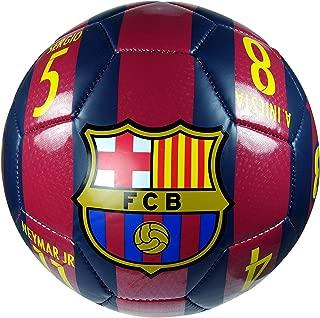 FC 巴塞罗那正品官方*足球尺码 4-02-5