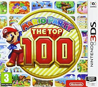 Mario Party The Top 100 – 3DS
