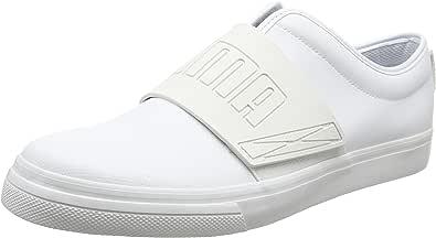 Puma 中性成人 El Rey 趣味低帮运动鞋 White (Puma White-puma White 03) 6 UK