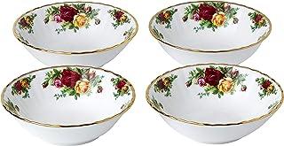Royal Albert 1051424 Old Country Roses 碗 4 件套