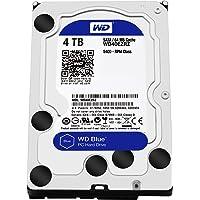 WD 西部数据硬盘内置硬盘3.5英寸 4TB WD Blue WD40EZRZ-RT2 SATA6Gb/s 64MB