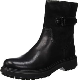 Geox 女士 D Asheely K 骑行靴