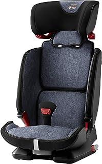 Britax Römer ADVANSAFIX IV M Group 1-2-3 (9-36KG) 汽车*座椅 蓝色大理石