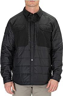 5.11 战术男士 Peninsula 绝缘衬衫夹克,RAPIDraw 中心前按扣,款式 72123