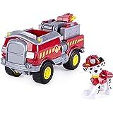 Paw Patrol 狗狗巡逻队 Marshall的森林消防车 - 人物和车辆