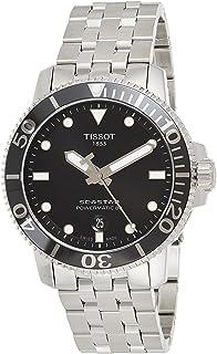 [天梭]TISSOT TISSOT系列 腕表 星星 1000 自动 T1204071105100 男士