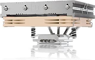 Noctua NH-L12S 70mm 低调 CPU 冷却器,带安静 120mm PWM 风扇