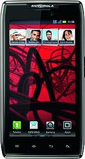 Motorola RAZR Maxx 智能手机(10.9厘米(4.3英寸)AMOLED 触摸屏,8 万像素摄像头,Android 4.0 OS)黑色