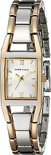 ANNE KLEIN 女式双色手链手表