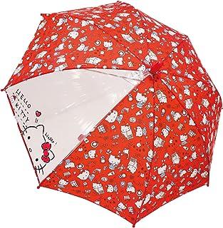 Jesplanning 儿童伞 凯蒂猫 生活 红色 45cm 70055