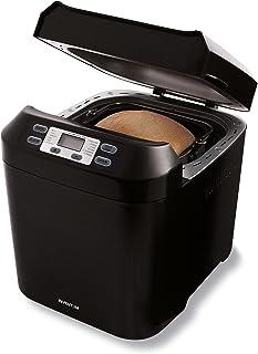 Inventum BM55 黑色 550 W 面包机 – 面包机(塑料,黑色,800 克,蛋糕面包,无麸质面包,深色,浅,中号,13小时)