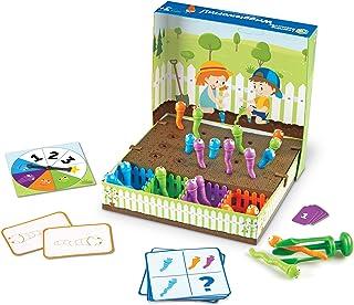 Learning Resources Wriggleworms! Fine Motor 活动套装,幼儿精细运动技能,3岁以上儿童,多色