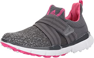 adidas 女式 W climacool 针织 golf-shoes