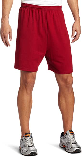 Soffe Heavy weight cotton/poly jersey short