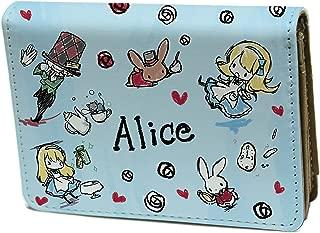 童话系列 04 不可思议国的爱丽丝角色外壳 蓝色(图形设计)