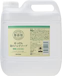 *肥皂泡的洗手液 3000ml