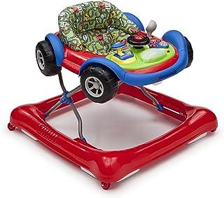Delta 儿童 Lil' Drive 婴儿活动学步车 红色