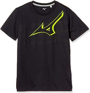 [Mizuno 美津浓] 训练服 T恤 短袖 吸汗速干 儿童 32JA9427