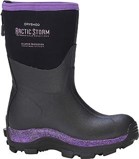 Dryshod 女式北极风暴极端寒冷条件冬季中筒靴