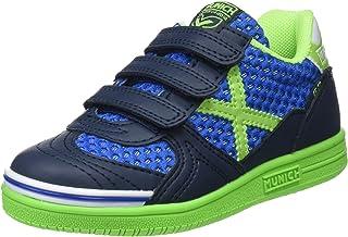 Munich 中性儿童 G-3 VCO 透气健身鞋,绿色