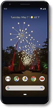 Google Pixel 3a 对开式 黑色G020C 3a XL 3a XL Clearly White
