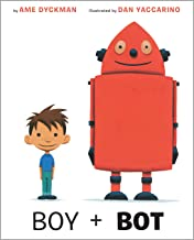 Boy and Bot (English Edition)