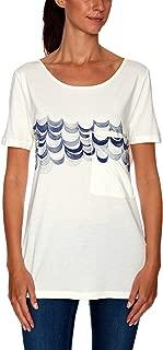 Quiksilver 海浪图案女式 T 恤