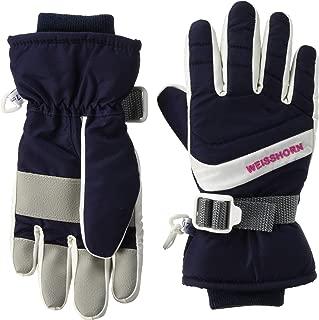 TAKIHIO 防水防风防水内衬 保暖手套 333560932 儿童 替换藏青色 日本 6-7 (日本サイズ120 相当)