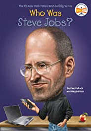 Who Was Steve Jobs? (Who Was?) (English Edition)