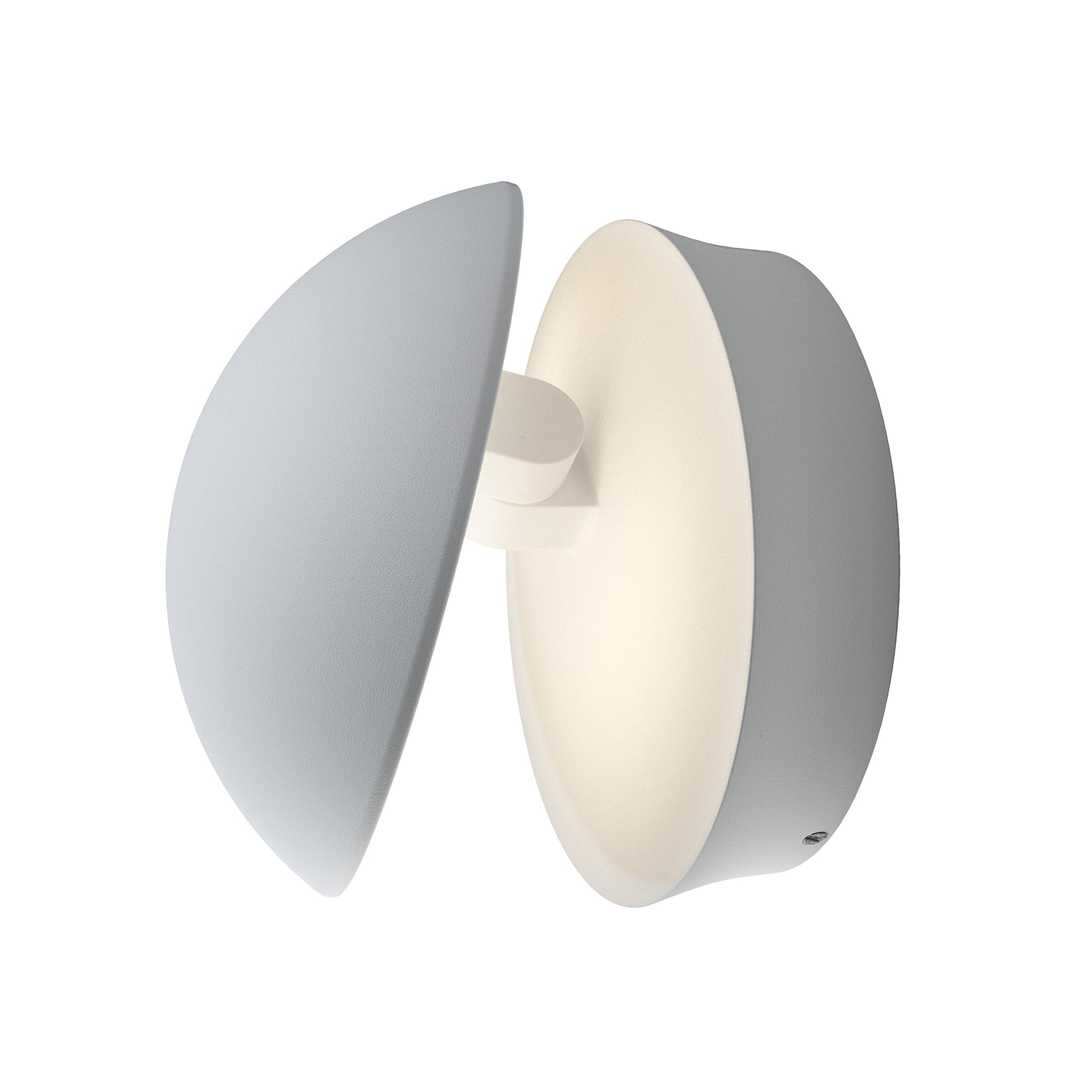 Osram Endura 风格 简约创意 覆盖式 RD LED户外灯具,暖白色,13瓦
