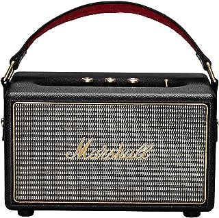 Marshall 马歇尔 Kilburn 便携式无线蓝牙音箱 - 黑色