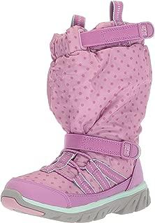 Stride Rite 男童女童可机洗雪地靴