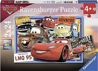 Ravensburger 拼图迪士尼汽车总动员 07819