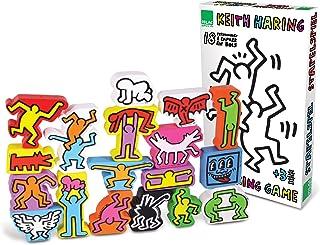 Vilac 18 Keith Haring Stacking 公仔
