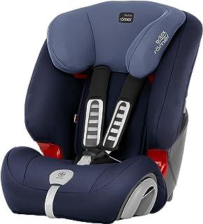 Britax Römer EVOLVA 1-2-3 SL SICT Group 1-2-3 (9-36kg) 汽车*座椅 月光蓝