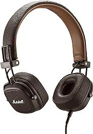 Marshall 马歇尔 Major III 有线入耳式耳机,棕色—新